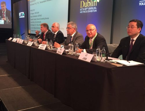 30 August 2015 – PARTICIPATION OF HELLASTRON ΙΝ IBTTA 83rd Annual Meeting and Exhibition, in Dublin