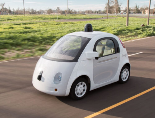 Google's Self-Driving Car Software Considered a Driver by U.S. Agency